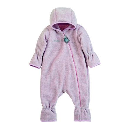 Sterntaler Overall Fleece rosa melange