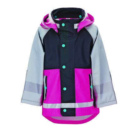 Sterntaler funkční bunda do deště růžová