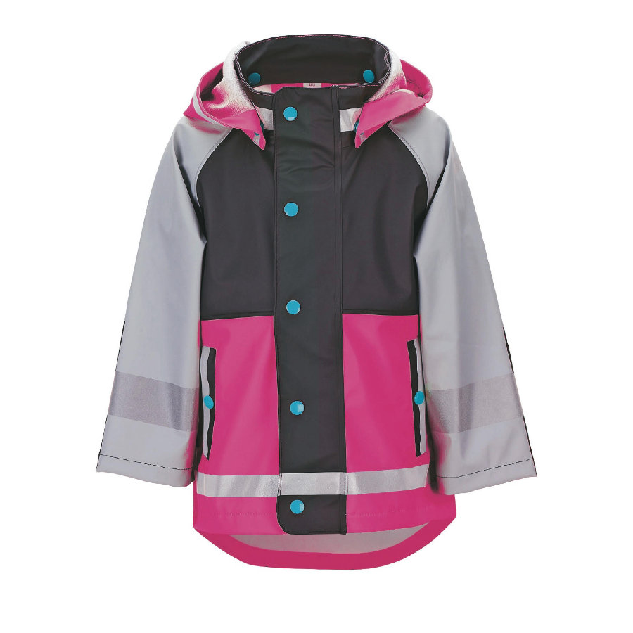 Sterntaler Veste de pluie enfant fonctionnelle rose