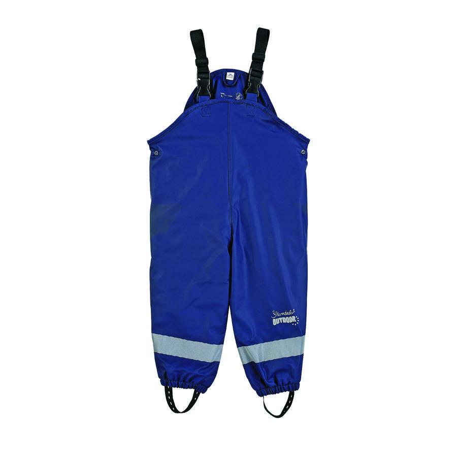Sterntaler kalhoty do deště lemované námořní