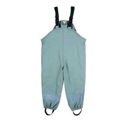 Sterntaler kalhoty do deště lemované kouřově šedou barvou