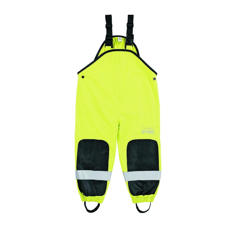 Sterntaler Pantaloni da pioggia funzionali verde chiaro
