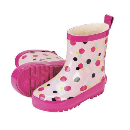 Sterntaler gumowe buty różowe