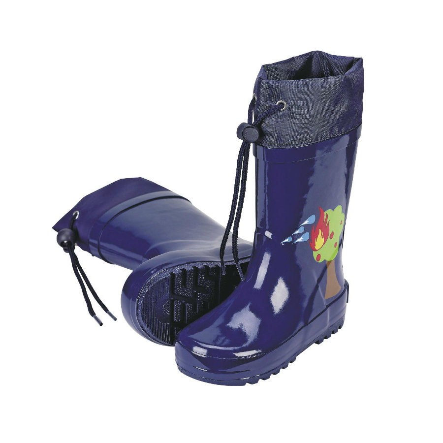 Sterntaler stivali di gomma marine