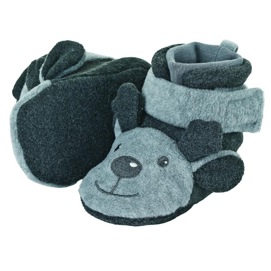 Sterntaler dětská obuv stříbrná melanž