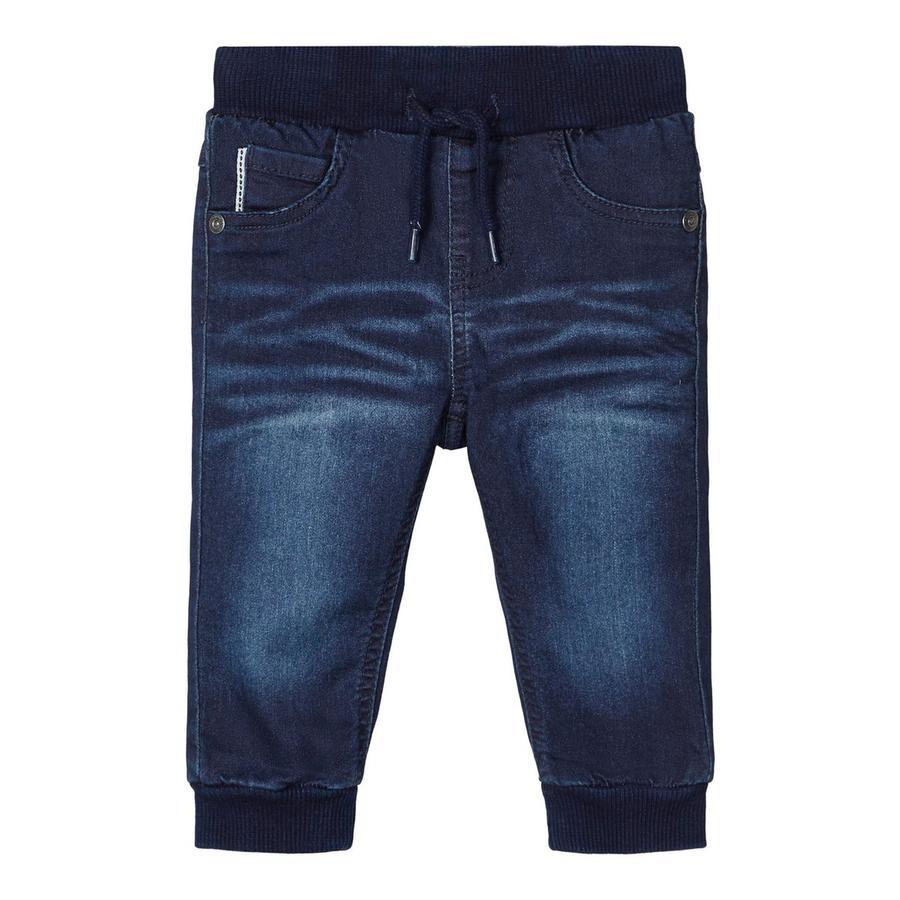 name it Ragazzi Jeans NBMROMEO Dark Blue Denim