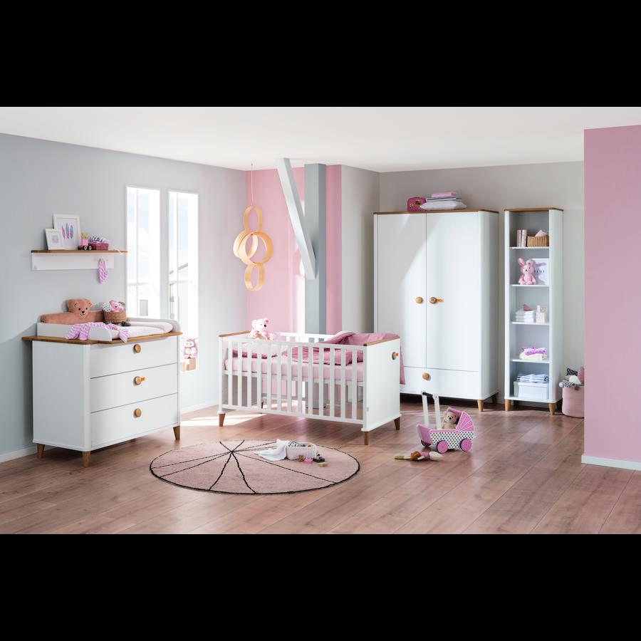 PAIDI Kinderzimmer Lotte & Fynn 2-türig