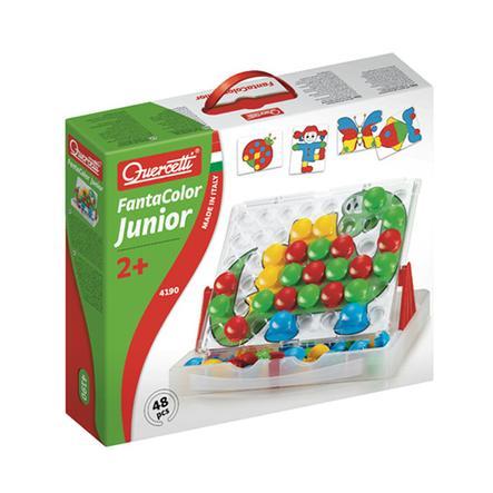 BELUGA Quercetti - Gioco con Chiodini Fanta Color Junior 48