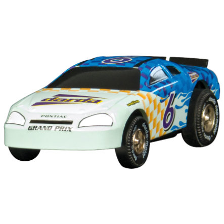 DARDA® Voiture de course Pontiac, bleu clair