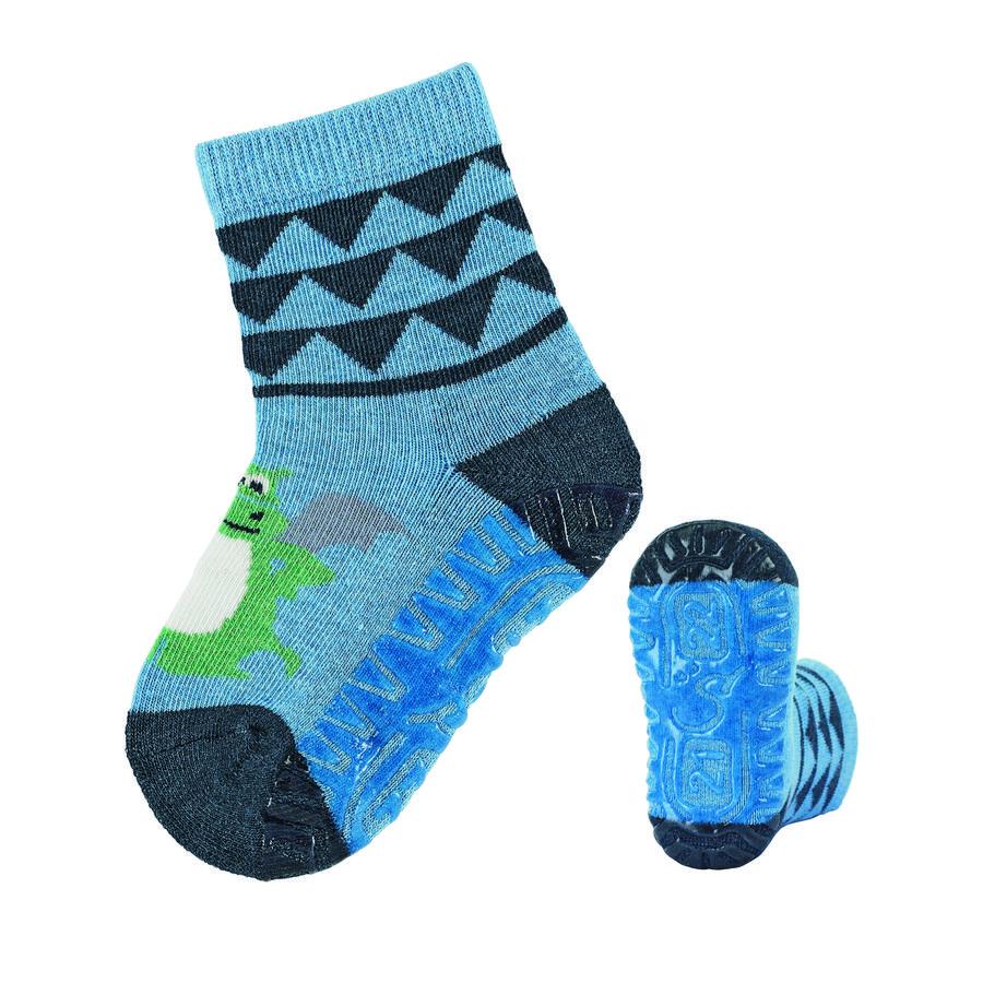 Sterntaler ponožky Air Drache středně modrá melanž