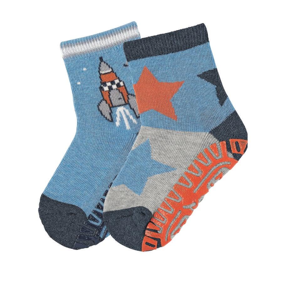 Sterntaler Tile sukat Air 2-set tähdet keskisininen melange
