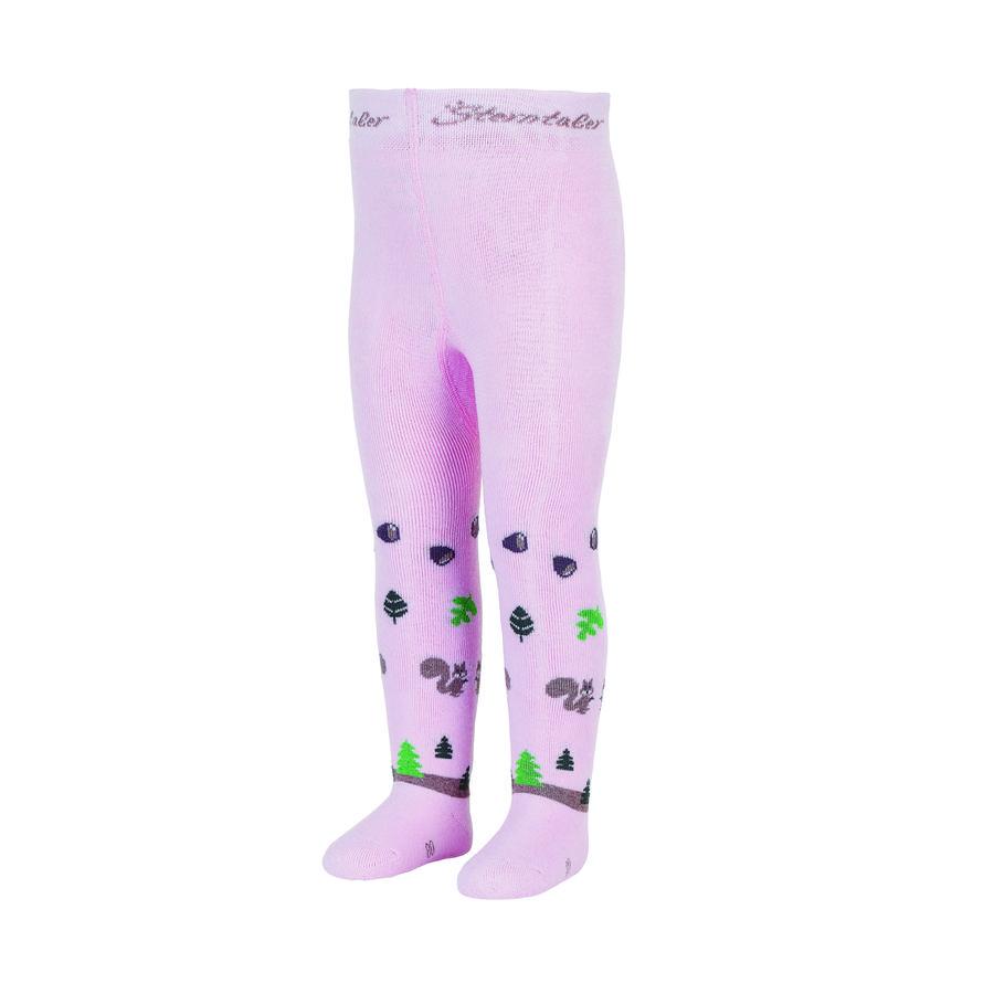 Sterntaler Strumpfhose Eichhörnchen rosa
