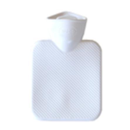 HUGO FROSCH Wärmflasche Mini 0.2 L weiß ohne British Standard