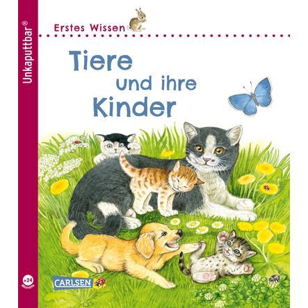CARLSEN Unkaputtbar: Erstes Wissen: Tiere und ihre Kinder