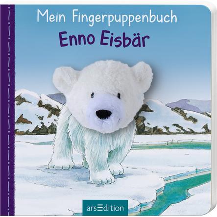 arsEdition Mein Fingerpuppenbuch - Enno Eisbär