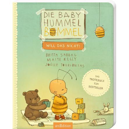 arsEdition Die Babyhummel Bommel will das nicht