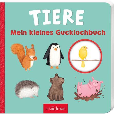 Mein kleines Gucklochbuch: Tiere