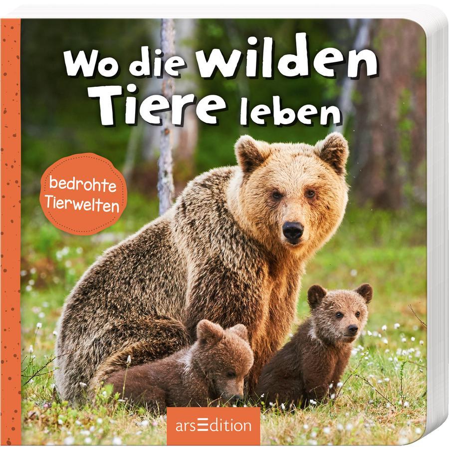 arsEdition Wo die wilden Tiere leben