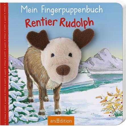 Mein Fingerpuppenbuch-Rentier Rudolph