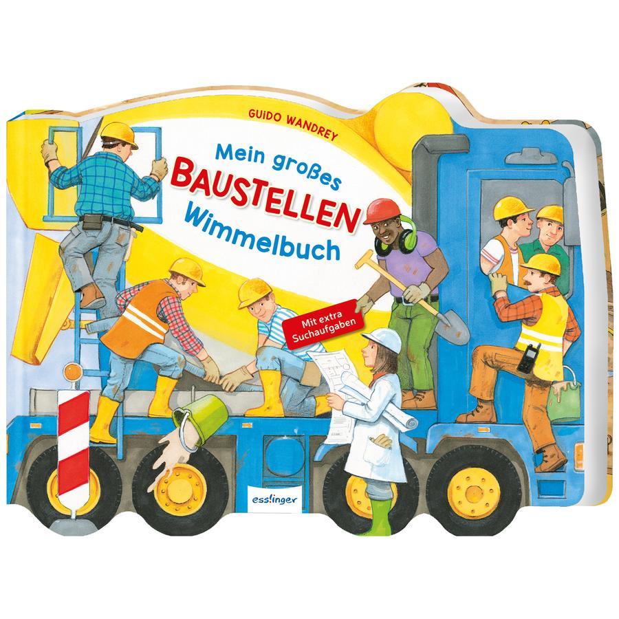 Esslinger Mein großes Baustellen-Wimmelbuch