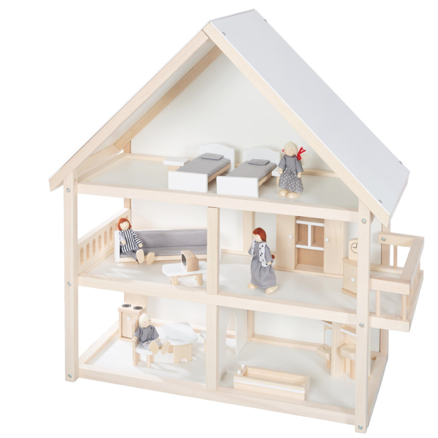 roba Puppenhaus Holz