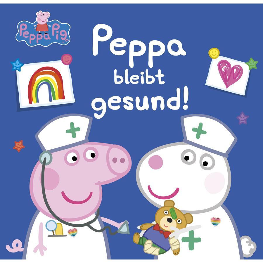 CARLSEN Peppa: Peppa bleibt gesund!