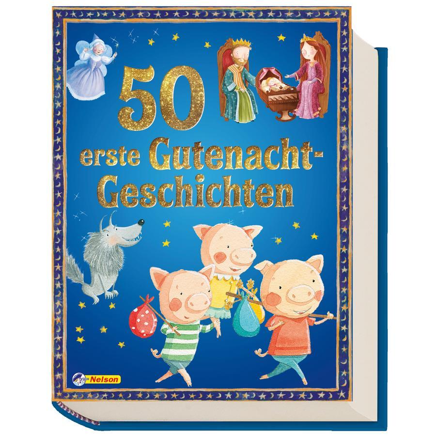 CARLSEN 50 erste Gutenacht-Geschichten
