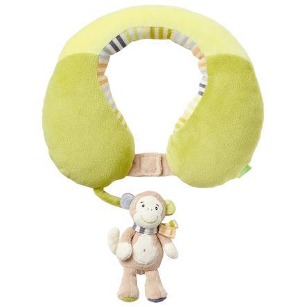 FEHN Cuscino da viaggio Monkey Donkey Scimmietta