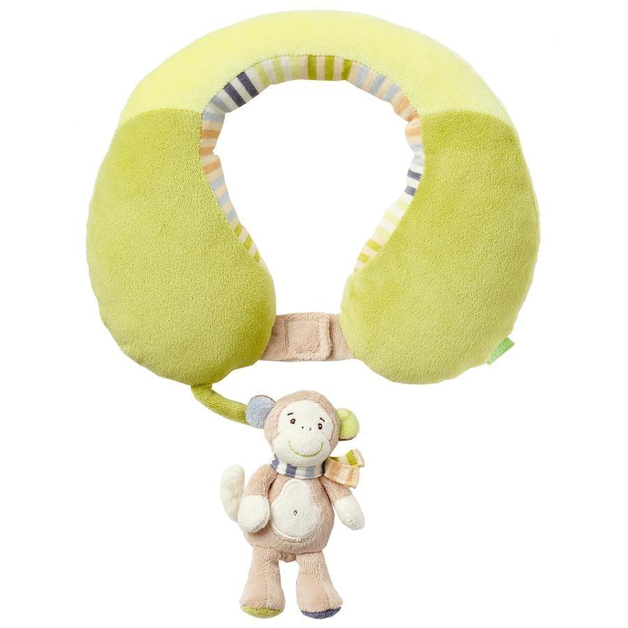 FEHN Monkey Donkey Nackstöd/Nackkudde Apa