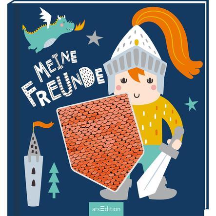 arsEdition Meine Freunde - Ritter (mit Wendepailletten)