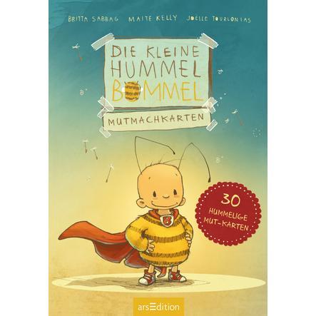 arsEdition Die kleine Hummel Bommel - Mutmachkarten