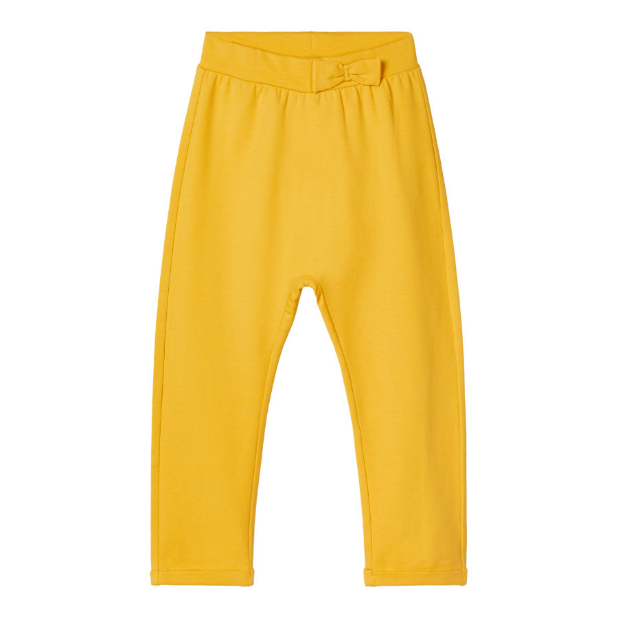 name it Sweatpants NMFLA SOLID Spicy Mustard