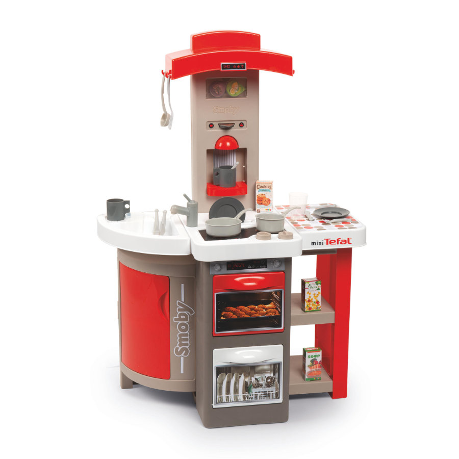 Smoby Tefal Opencook Küche