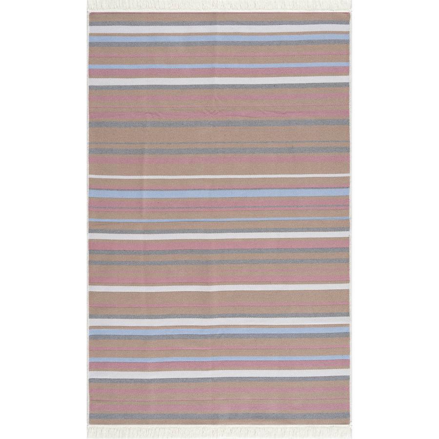 LIVONE tapis en coton lavable Happy Rugs Piatto BEACH multi 160x230 cm