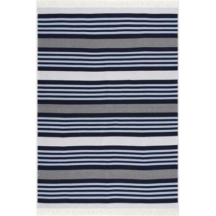LIVONE katoenen tapijt wasbaar Happy Rugs Piatto BELLA multi 120x180 cm