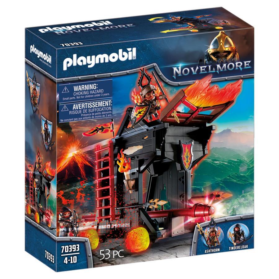 PLAYMOBIL® NOVELMORE Burnham Raiders Feuerrammbock