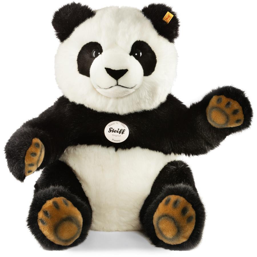 STEIFF Maskotka Pummy Panda 45cm siedząca