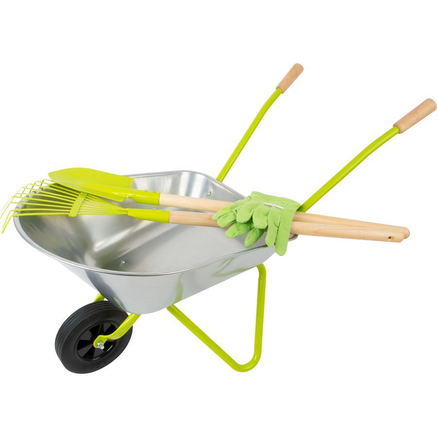 small foot® Schubkarre mit Gartenwerkzeug