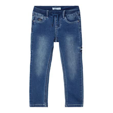 name it Jeans NMMROBIN Donkerblauwe Denim