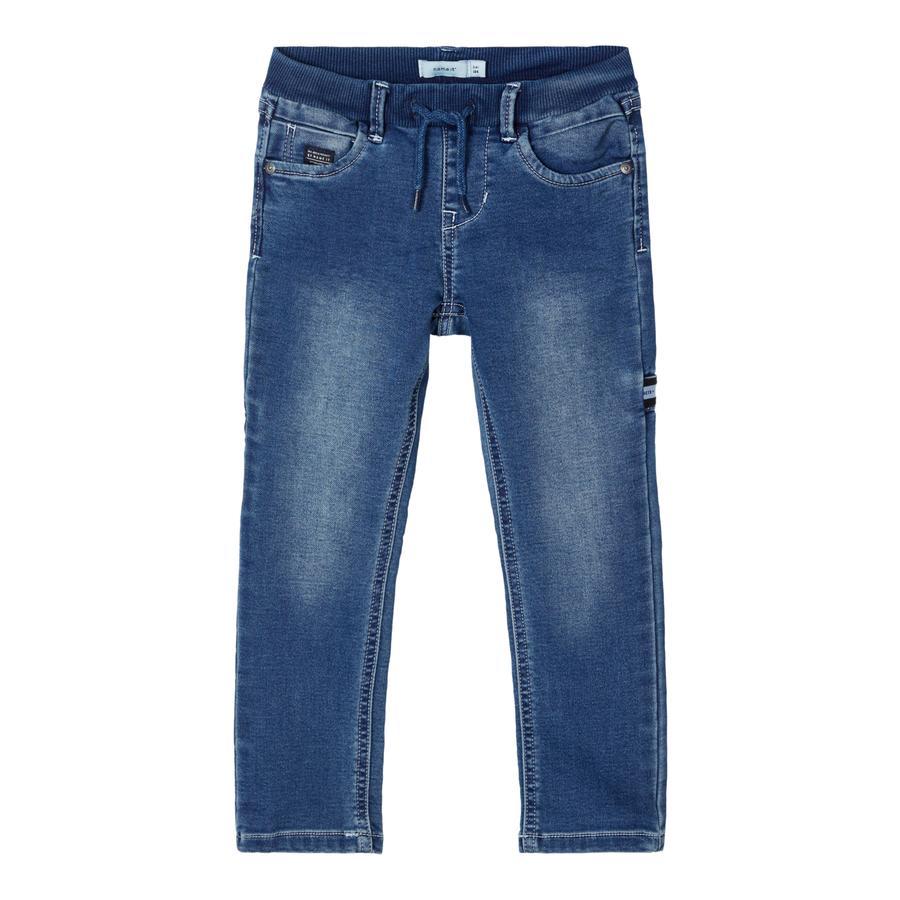 name it Jeans NMMROBIN Denim bleu foncé