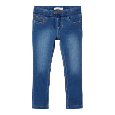 name it Sweatjeans NMMROBIN Medium Blue Denim