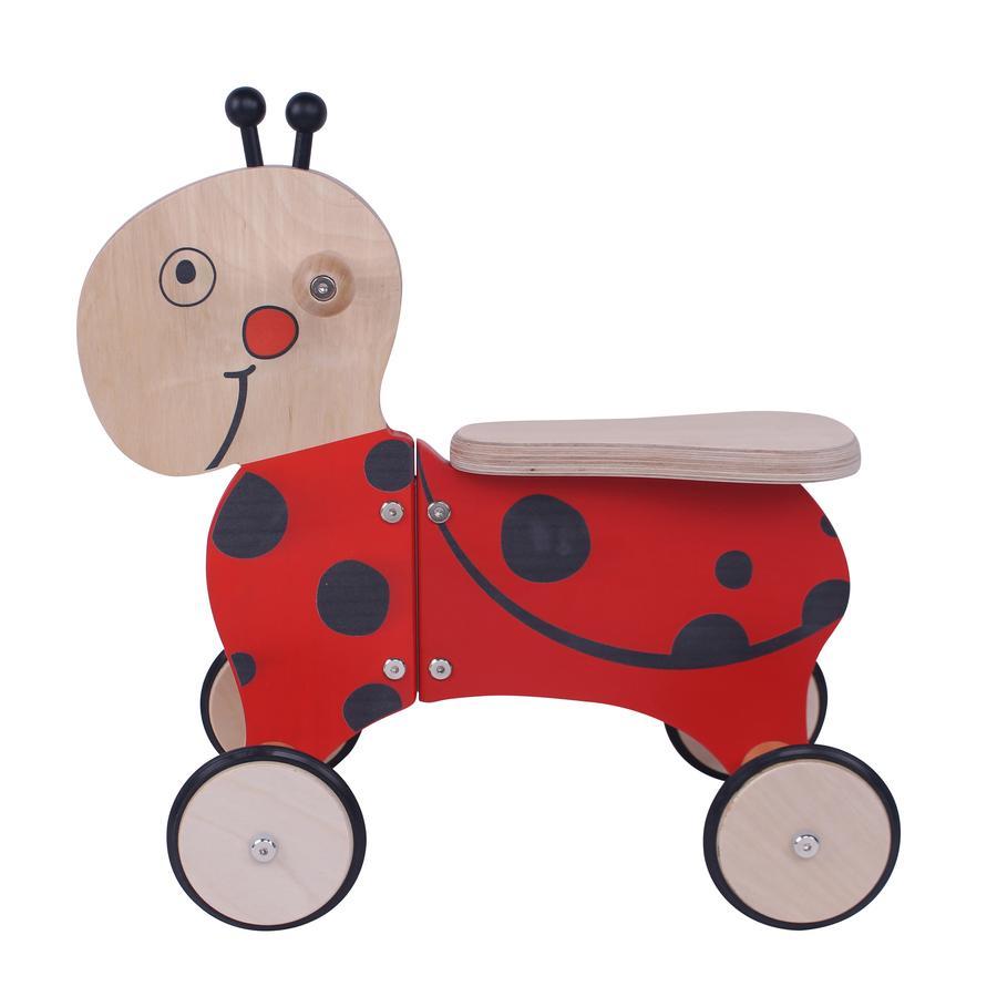 KidsBo ladybird slide morsomt