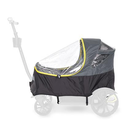 Veer Habillage pluie pour chariot de transport gris