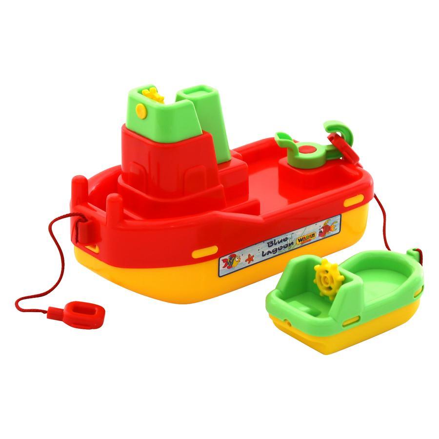 Remolcador WADER QUALITY con bote