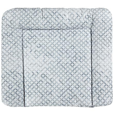 Alvi ® tappeto fasciatoio a mosaico in foglio di cocco 85 x 75 cm