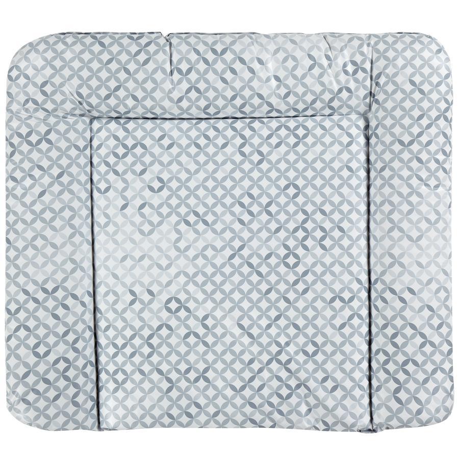 Alvi® Wickelauflage Kuschel Folie Mosaik 85 x 75 cm