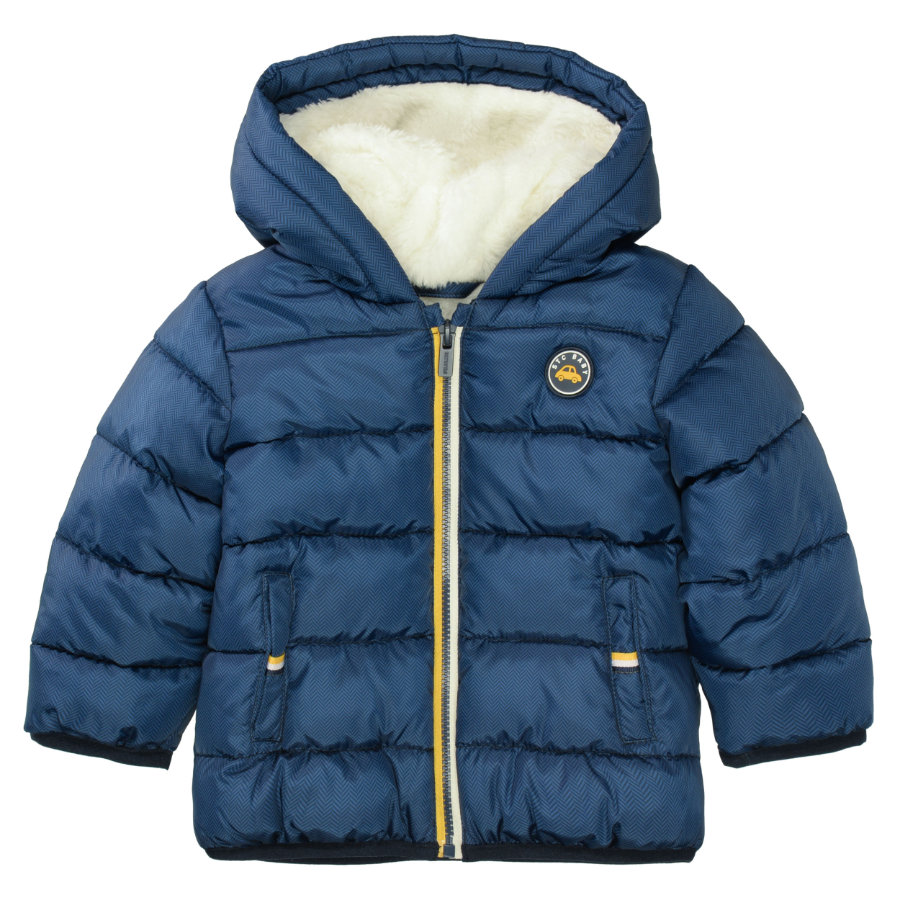 STACCATO Jacke blue structure