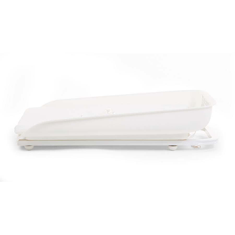 CHILDHOME Evolux puslemåtte til seng / kravlegård hvid