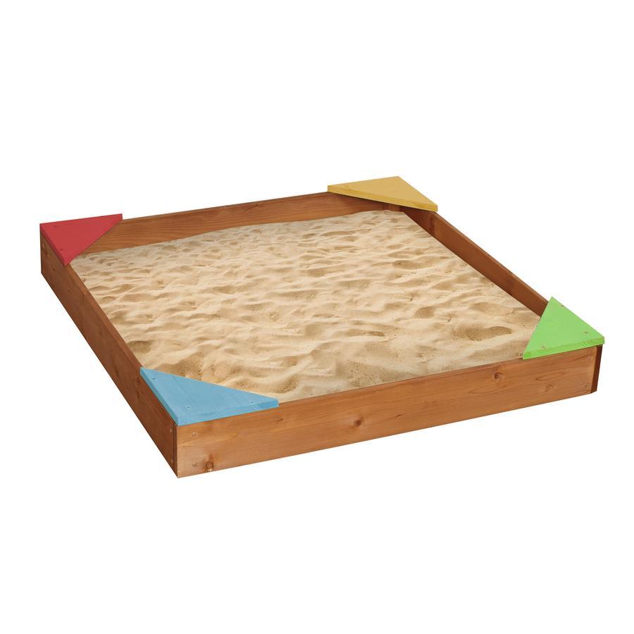 Sand vak