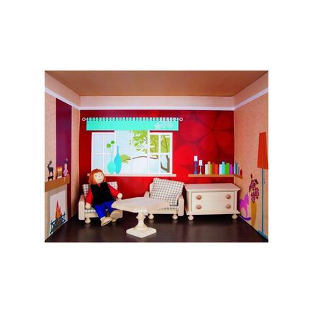 Rülke Playbox obývací pokoj